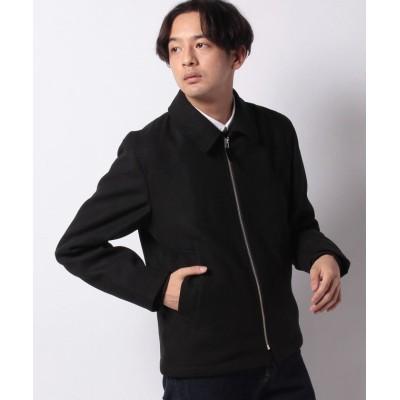 【ベーセーストック】 TRデッキブルゾン メンズ ブラック M B.C STOCK