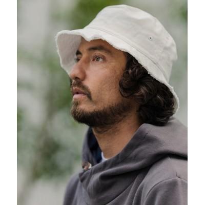 CAMBIO / mko9832-カットオフバケットハット MEN 帽子 > ハット
