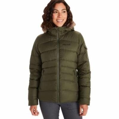 (取寄)マーモット レディース イサカ ダウン ジャケット Marmot Women Ithaca Down Jacket Nori