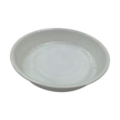 IRIS 鉢受皿中深型 ホワイト 9号 (1枚) 品番:HUMD-9-W