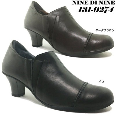 NINE DI NINE No.131-0274 ナイン・デ・ナイン レディース パンプス