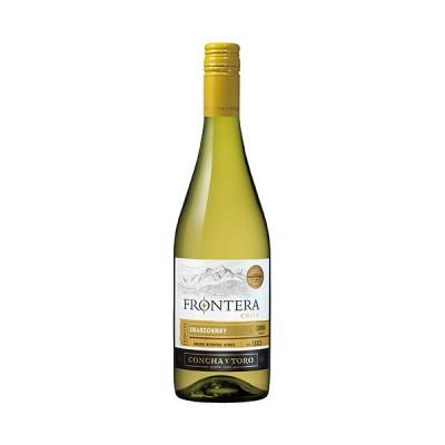 業務店御用達 誕生日 ワイン コンチャイトロ フロンテラ シャルドネ 白:750ml wine (42-0)