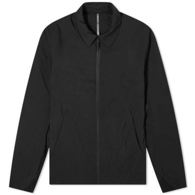 アークテリクス Arcteryx Veilance メンズ ジャケット アウター veilance quoin is jacket Black