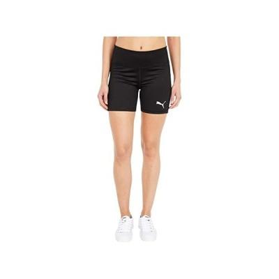 プーマ Mesh Panel Shorts レディース ショートパンツ ズボン 半ズボン Puma Black/Puma Black/Puma White