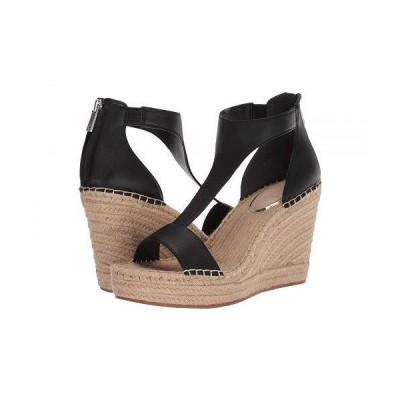 Kenneth Cole New York ケネスコールニューヨーク レディース 女性用 シューズ 靴 ヒール Olivia T Strap - Black