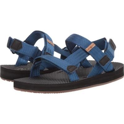 フリーウォータース Freewaters メンズ サンダル シューズ・靴 Supreem Sport Cobalt Blue