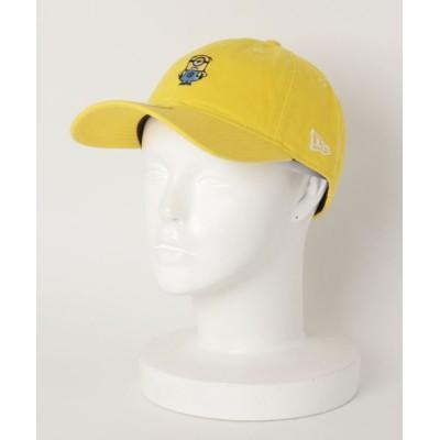 NAUGHTIAM / 【NEW ERA/ニューエラ】9THIRTY ミニオン メル ミニロゴ WOMEN 帽子 > キャップ