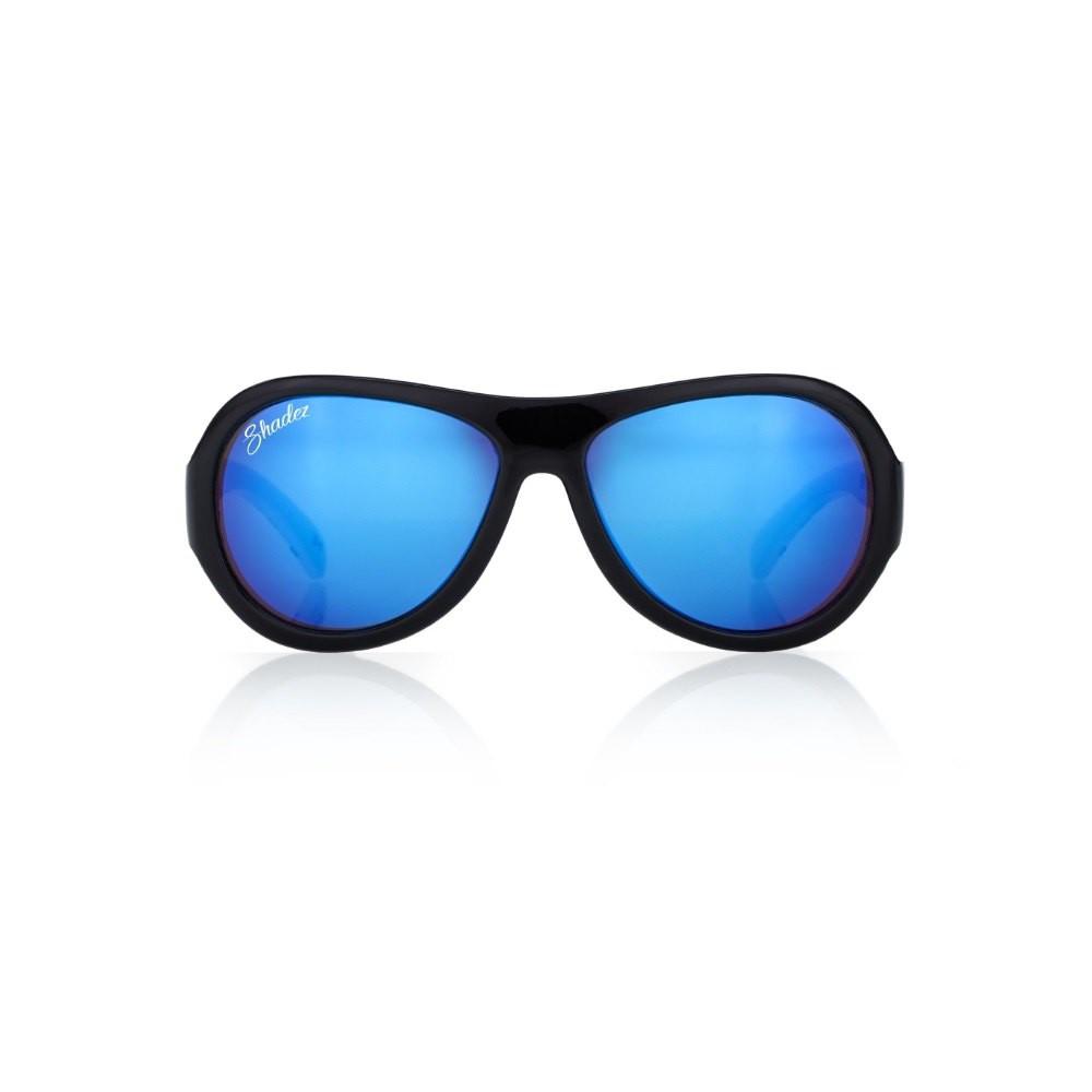 瑞士SHADEZ兒童太陽眼鏡 黑白車車SHZ-62