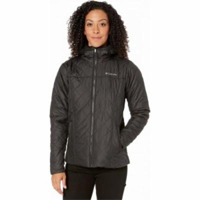 コロンビア Columbia レディース ジャケット フード アウター Copper Crest(TM) Hooded Jacket Black