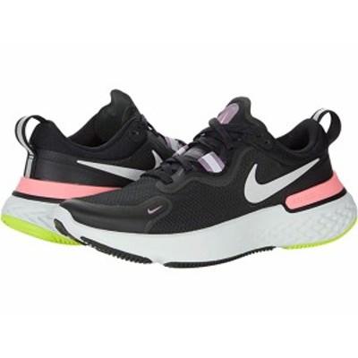 (取寄)ナイキ リアクト ミラー Nike React Miler Black/Metallic Silver/Violet Dust