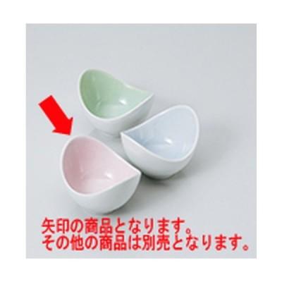 珍味 和食器 / 双葉珍味 ピンク(313-02) 寸法:8.5 x 7 x 6cm