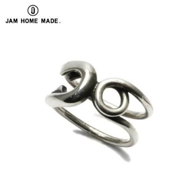 JAM HOME MADE ジャムホームメイドSAFETY PIN RING M セーフティーピン 安全ピン リング シルバー アクセサリー 指輪
