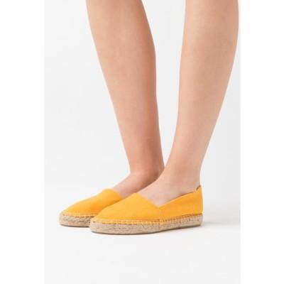 ザイン レディース 靴 シューズ Espadrilles - yellow