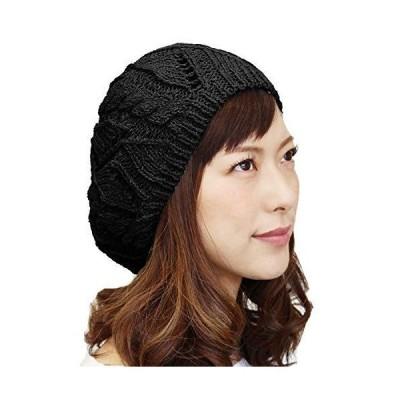 ベレー帽 レディース コットン 綿100% 大きめ ゆったり ニットベレー サマーベレー 秋 春 夏 おしゃれ 可愛い 涼しい 通気性 清涼