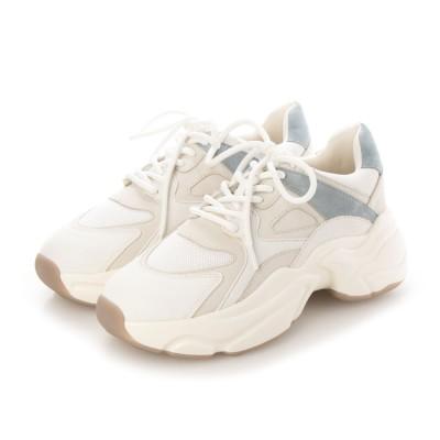 【21AW】Vela/ベラ (White)ダッドスニーカー