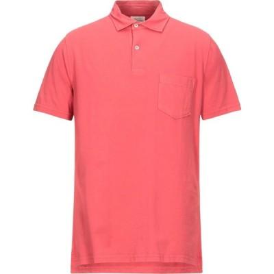 ハートフォード HARTFORD メンズ ポロシャツ トップス polo shirt Coral