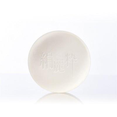 絹麗粋モイスト-クリア-ソープ 洗顔せっけん