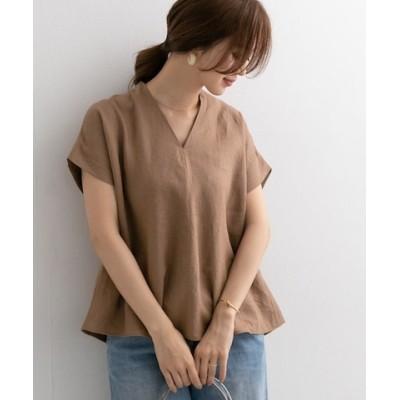 2021 夏 新商品 後ろ可愛いバックプリーツ ファッション デザイン感 気質 女性 短袖 Tシャツ 上着 シンプルが一番!無地T