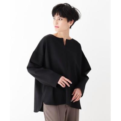 OPAQUE.CLIP / ポンチキーネック【WEB限定アイテム】 WOMEN トップス > Tシャツ/カットソー