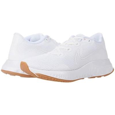 ナイキ Renew Run メンズ スニーカー 靴 シューズ White/White Gum
