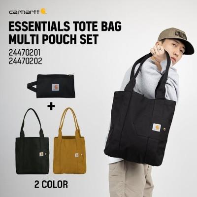 Carhartt Essential Tote Bag Carhartt Pouch Black