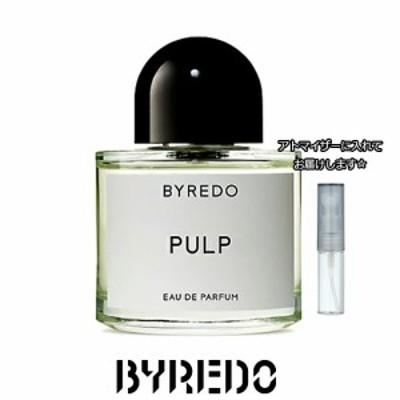 BYREDO バレード オードパルファン パルプ 1.5mL バイレード * お試し ブランド 香水 ユニセックス フレグランス サンプル