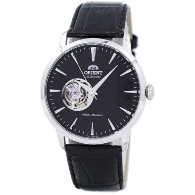 【送料無料】オリエント ORIENT メンズ腕時計 海外モデル ESTEEM II AUTOMATIC オートマチック オープンハート FAG02004B0