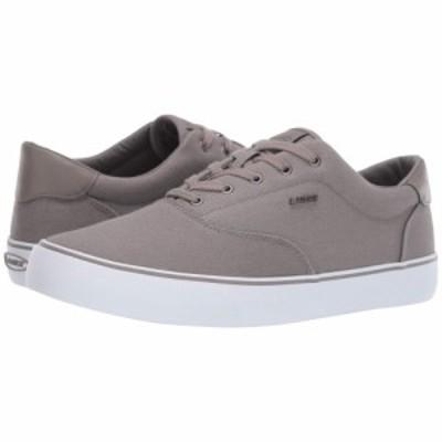 ラグズ Lugz メンズ スニーカー シューズ・靴 Flip Grey/White