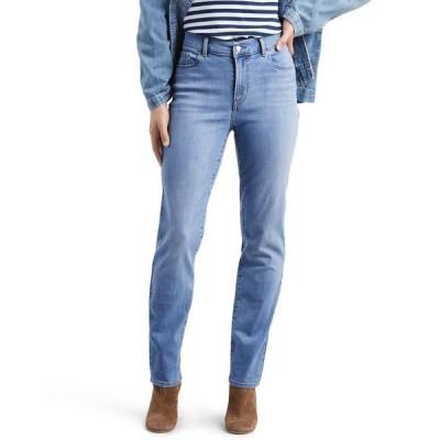 リーバイス レディース デニムパンツ ボトムス Women's Classic Straight-Leg Jeans