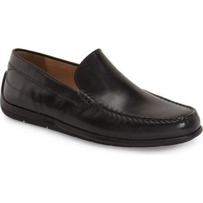 エコー ECCO メンズ ローファー シューズ・靴 Classic Moc Ii Venetian Loafer Black Leather