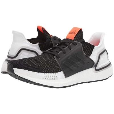 アディダス Ultraboost 19 メンズ スニーカー 靴 シューズ Tech Olive/Core Black/Solar Red