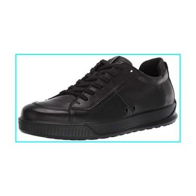 ECCO Men's Byway Sneaker, Black, 47 M EU (13-13.5 US)