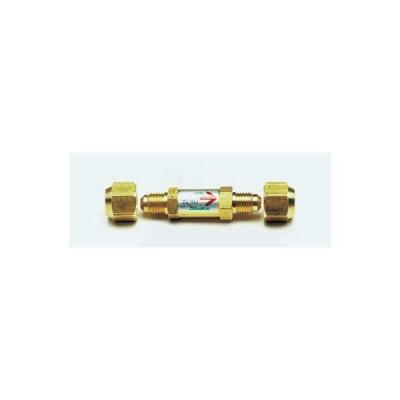 タスコ TASCO TA281GA-2 逆止弁(フレアナット)1/4FL