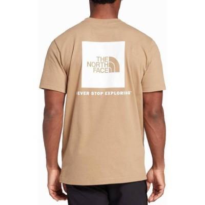ノースフェイス メンズ シャツ トップス The North Face Men's Box NSE Short Sleeve Graphic T-Shirt