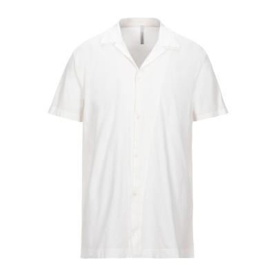 BELLWOOD シャツ ホワイト 46 コットン 100% シャツ