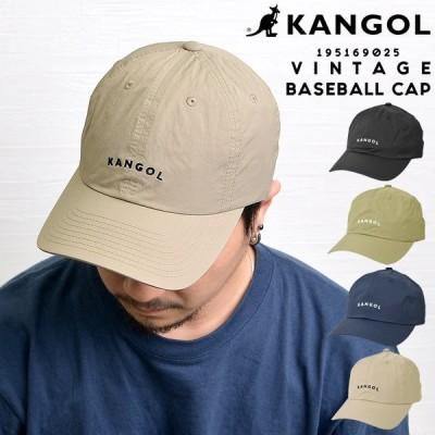 キャップ KANGOL カンゴール レディース メンズ 帽子 おしゃれ かわいい ブランド ナイロン スポーツ ロゴ カンガルー きれいめ