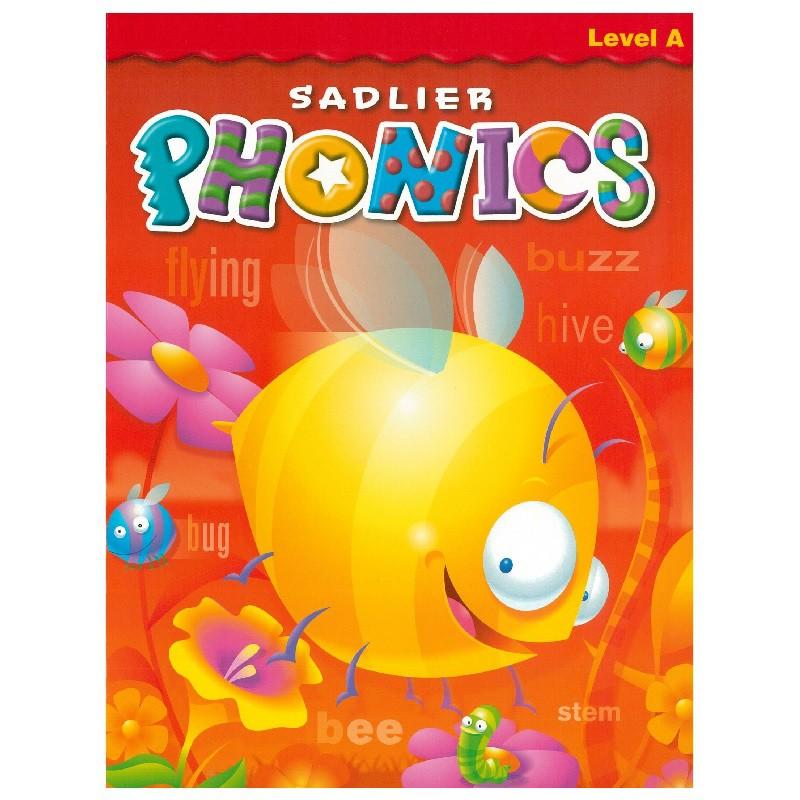 Sadlier Phonics Level A 自然發音英語教材