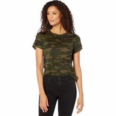 サンクチュアリ Sanctuary レディース Tシャツ トップス The Perfect T-Shirt Mother Nature Camo