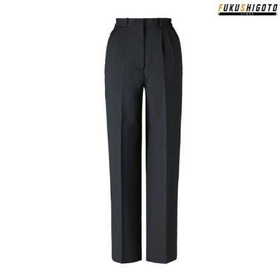 XEBEC 16118 レディーズスラックス 7-19号 【オフィスウェア スーツ ジーベック ボトムス パンツ ズボン】