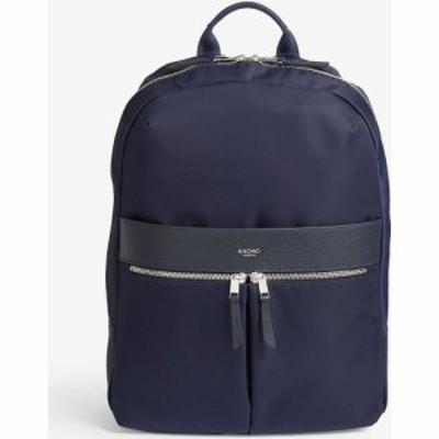 クノモ KNOMO レディース バックパック・リュック バッグ Beauchamp backpack NAVY