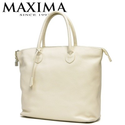トートバッグ レディース レディス ビジネス 通勤 大容量 仕事 本革レザー 2WAY A4 斜め掛け 鍵 パドロック イタリア ブランド MAXIMA brand bag