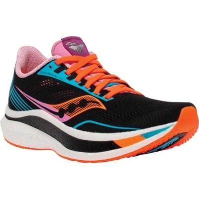 サッカニー スニーカー シューズ レディース Endorphin Pro Running Sneaker (Women's) Future/Black