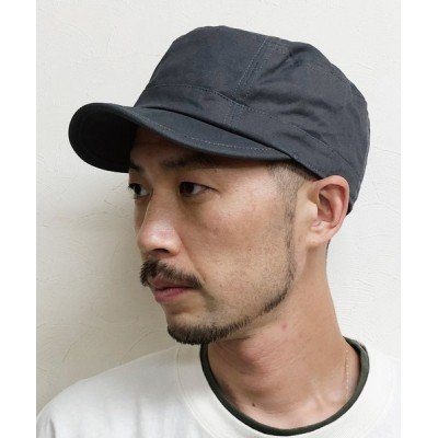 atmos / RIVER UP CANVAS SOLID WORK / リバーアップ キャンバスソリッドワーク MEN 帽子 > キャップ