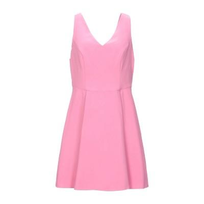 レリッシュ RELISH ミニワンピース&ドレス ピンク 46 ポリエステル 90% / ポリウレタン 10% ミニワンピース&ドレス