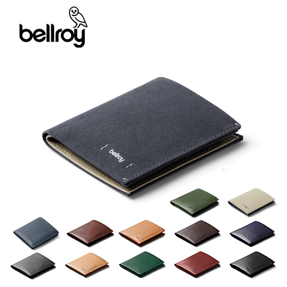 澳洲 Bellroy  Note Sleeve RFID 植鞣皮多功能短夾皮夾 原廠授權經銷 享三年保固