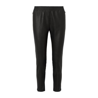 WOLFORD パンツ ブラック S ポリエステル 75% / ポリウレタン 25% / レーヨン / ナイロン / ポリウレタン パンツ