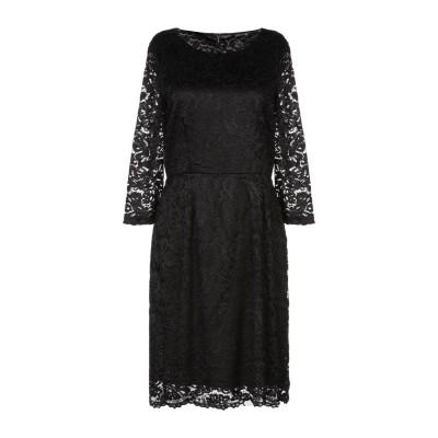 VERO MODA ミニワンピース&ドレス ブラック M ナイロン 90% / ポリエステル 10% ミニワンピース&ドレス