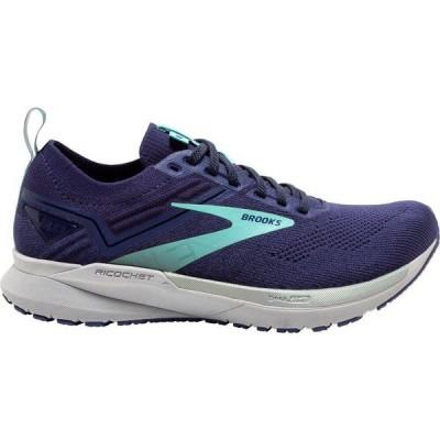 ブルックス Brooks レディース ランニング・ウォーキング シューズ・靴 Ricochet 3 Running Shoes Peacoat