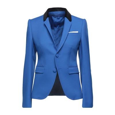 ニール・バレット NEIL BARRETT テーラードジャケット ブルー 38 ポリエステル 100% / コットン テーラードジャケット