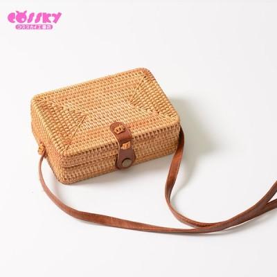 レディース トートバッグ おしゃれ 鞄 カバン かわいい かばん 編み物